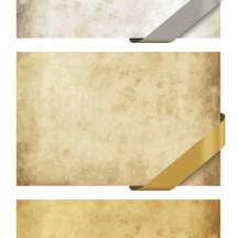 古紙、背景 ベクターイラスト素材