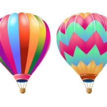 気球 ベクターイラスト素材
