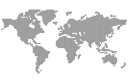 世界地図,ドットデザインマップ ベクターイラスト素材