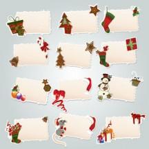 クリスマス,フレーム枠,オーナメント,飾り ベクターイラスト素材