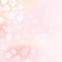 桜吹雪,背景 ベクターイラスト素材